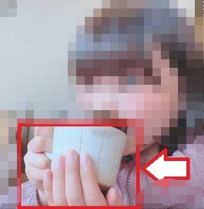 PCMAX詐欺写メ女 指の太い女